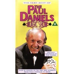 Paul Daniels Magic Show [VHS]