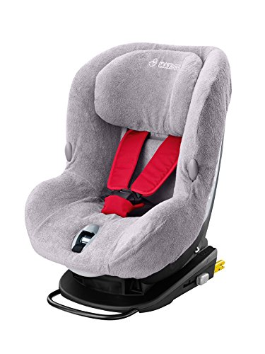 Maxi-Cosi 24748097 Sommerbezug für Kindersitz MiloFix, cool grey