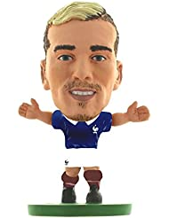 SoccerStarz SOC956 The Officially Licensed France National Team Figure of Antoine Griezmann in Home Kit by SoccerStarz