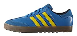 Adidas Adicross V – Men's Golf Shoes, Men, Blueyellow, 46 (W)