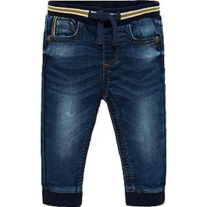 Mayoral - Pantalones Vaqueros para bebé, con Cintura elástica 6