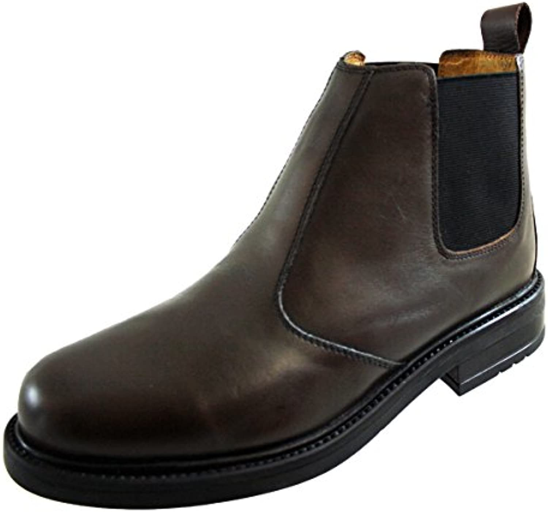Roamer    Herren Chelsea SchuheRoamer Herren Chelsea Schuhe Brown Detail Billig und erschwinglich Im Verkauf