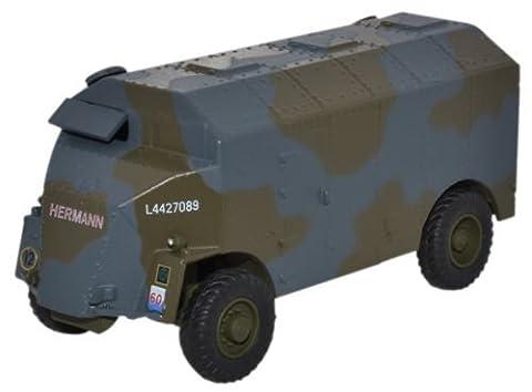 OXFORD DIECAST 76DOR001 Dorchester ACV 8th Armoured Division
