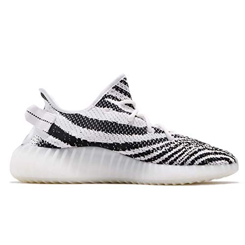 "Adidas Yeezy Boost 350 V2 ""Zebra"" – WHITE/CBLACK/RED Trainer Size 10 UK - 2"