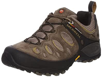 Merrell, Men's Lace-Up Hiking Waterproof Shoes - Bungee