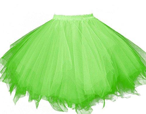 Hot Queen Damen Kleid Gr. Large, mint (Century Petticoat 18th)