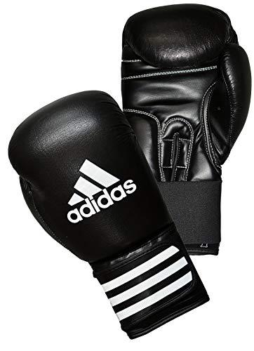 adidas Guantoni da Boxe Boxing Glove Performer, Nero, 14, ADIBC01