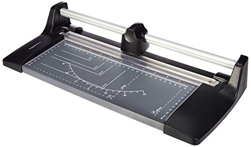 AmazonBasics- Rollschneidemaschine für Papier, A4