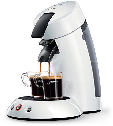 Senseo HD7817 – coffee makers (Freestanding, Capsules, Fully-auto, Coffee, White, Buttons)