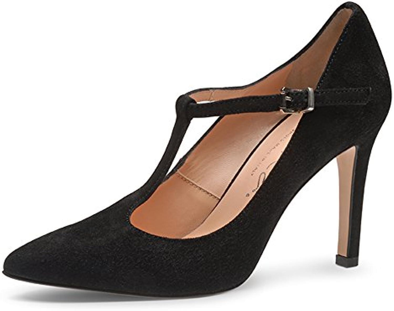 Hommes / femmes femmes femmes ILARIA escarpins femme daim noir 41B00QL871XEParent Achat spécial Style élégant Liste des chaussures de marée a1844c