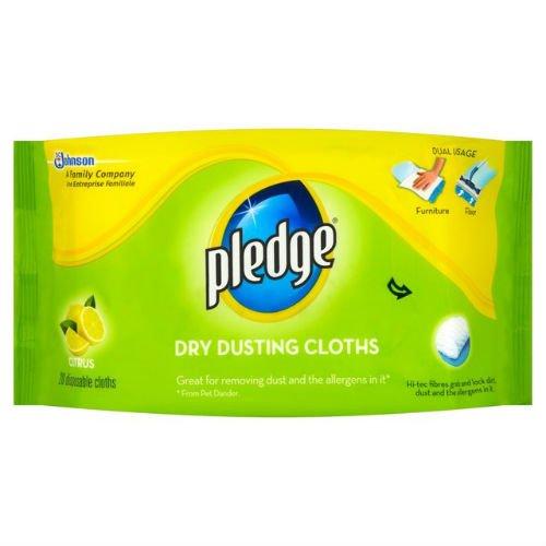 pledge-dusting-cloths-citrus-fresh-20-per-pack-case-of-5