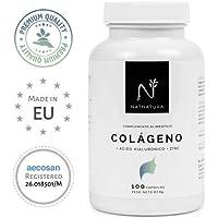 Colágeno hidrolizado. Colágeno con ácido hialurónico + Vitamina C + Zinc. Nº1 en Colágeno. Piel sana, articulaciones.