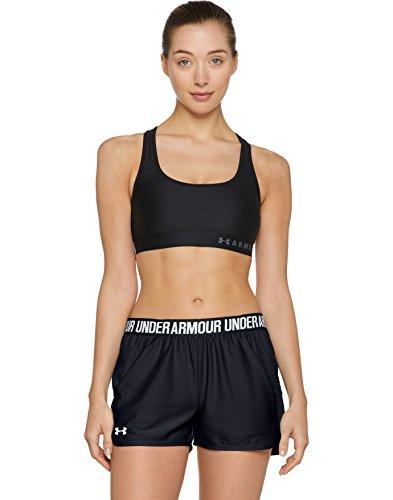 Under Armour 1292231 Short Femme Black