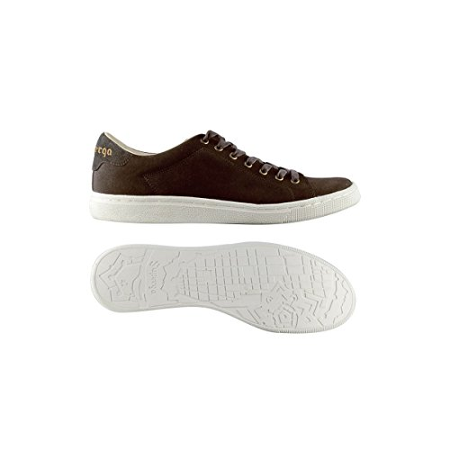 Superga 4530-Sueu, Sneaker, Unisex - adulto Dark Chocolate