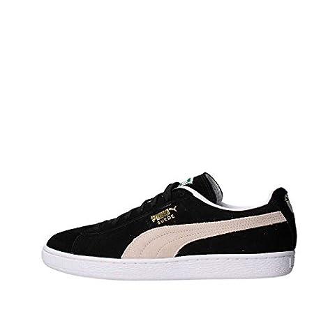 Puma Suede Classic Noire Noir 41