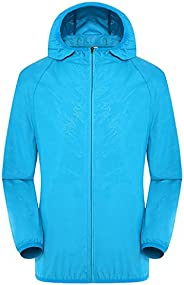 Women Men Cooling Jacket Fan Summer Outdoor Air-Conditioned Clothes, Best for Home, Office,Travel