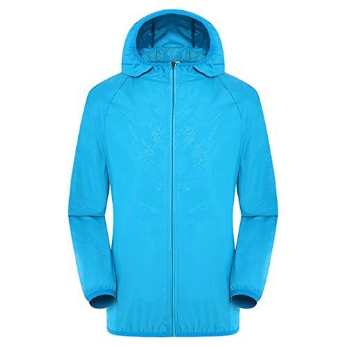 Setsail Frauen Herren Freizeitjacke Cooling Jacket Fan Sommer Outdoor Klimatisierte Kleidung -