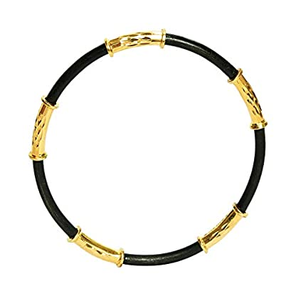 Benud Behari Dutt BIS Hallmark 22K (916) Gold Jewellery Noa Bangle For Women's