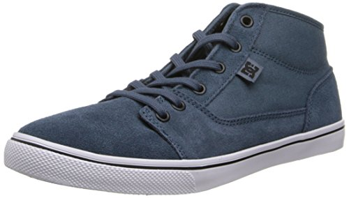 Dc Shoes Tonik Mid W J, Baskets mode femme Bleu - Blau (BLUE - 445)