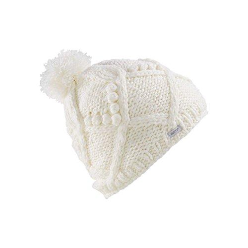 Burton Damen Mütze CHLOE BEANIE, Stout White, One size, 10480101101 Wintermützen Damen Burton