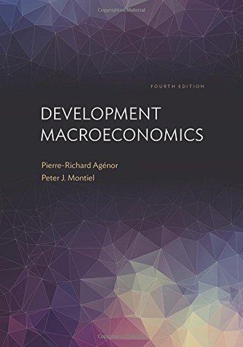 Development Macroeconomics 4e