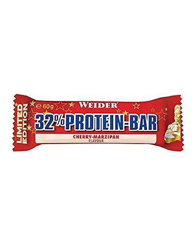 Weider 32% Protein Bar, Kirsch-Marzipan,
