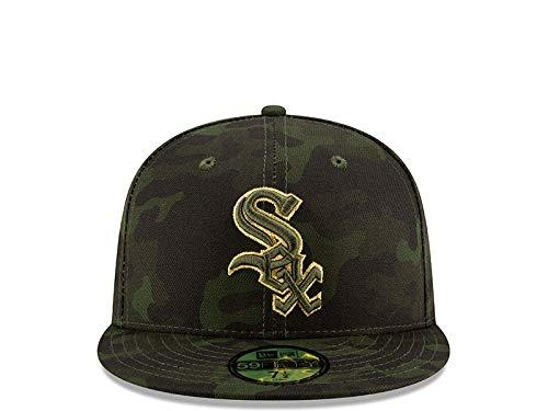 the latest 8a14e a8f34 A NEW ERA Era Chicago White Sox 2019 MLB 59FIFTY - Gorra, diseño de  Camuflaje