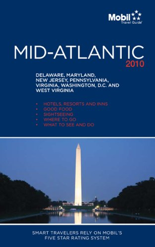 Mid-Atlantic Regional Guide (Forbes Travel Guides)