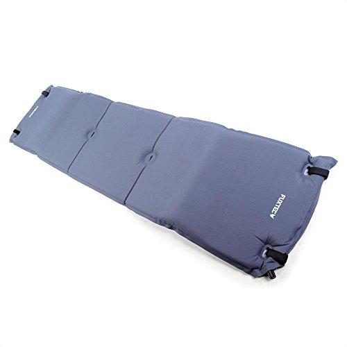 Preisvergleich Produktbild FUXTEC Bollerwagenmatte FX-BM2 aufblasbar mit Rückenpolsterung