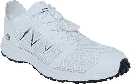 The North Face Herren T92ya9lg5 Trail Running Schuhe TNF White/TNF White