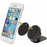 360 Grados Soporte de telefono Universal de Coche,AZXES,Soporte de Silicona para GPS