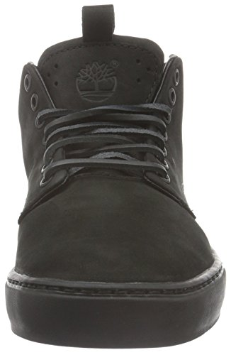 Timberland Adventure 2 0 Cupsole Chukka  Men   s Chukka Boots  Black  Black   8 UK  42 EU