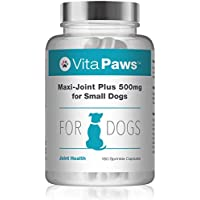 VitaPaws™ Maxi-Joint Plus 500mg | 180 cápsulas para espolvorear | Para favorecer la