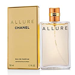Chanel Allure Eau De Parfum Spray- 50ml/1.7oz