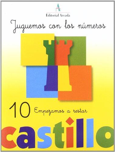 Juguemos Con Los Numeros 12 (Castillo Calculo-Problemas) por R.M. Martín