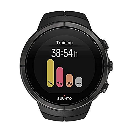 Suunto - Spartan Ultra All Black Titanium - SS022655000 - Reloj Multideporte GPS - Talla única - Negro Titanio