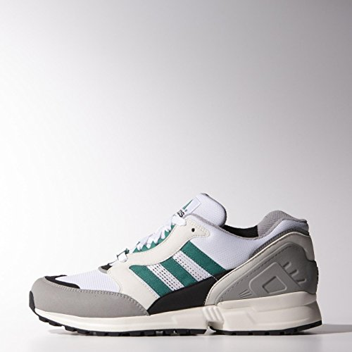Adidas Equipment Running Cushion 91, ftwwht/subgrn/cblack Bianco