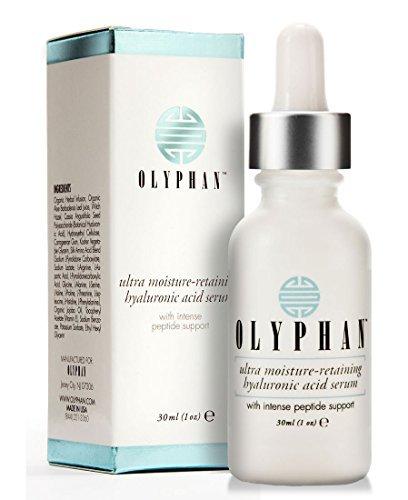 Hyaluronsäure Konzentrat Gel - Hyaluron Anti-Aging Serum für Gesicht - mit Aminosäurekomplexe, Hamamelis, Aloe - für fest und straffen Haut Tag und Nacht