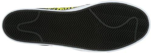 NIKE  Zoom Stefan Janoski, Chaussures de skateboard homme Volt / White /Turbo Green