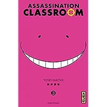 Assassination classroom - Tome 3