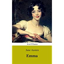 Emma (Best Navigation, Active TOC) (A to Z Classics)