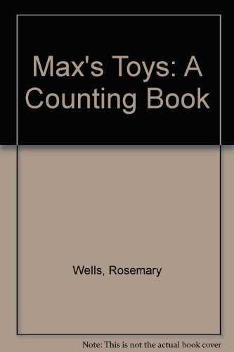 Max's toys : a counting book.