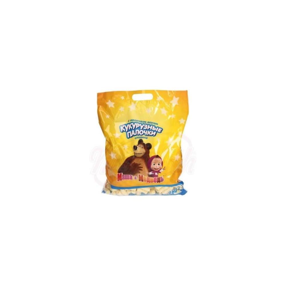 Maisstbchen Mascha Und Der Br Mit Milchgeschmack 160g
