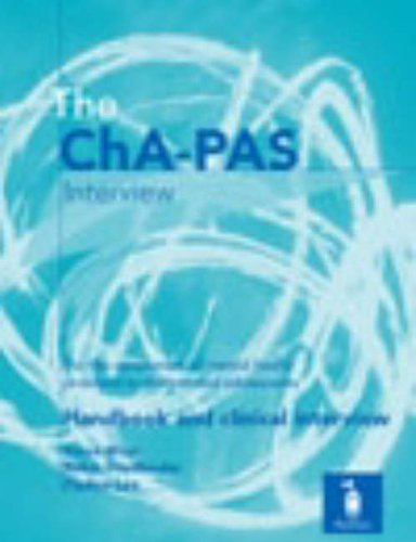 Price comparison product image The ChA-PAS Interview: Handbook and Clinical Interview: For the Assessment of Mental Health Problems in Children and Adolescents: The Child and Adolescent Psychiatric Assessment Schedule (ChA-PAS)