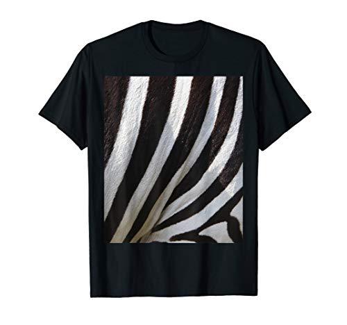 Einfache Halloween Kostüm Idee Zebra Paare T-Shirt (Einfache Zebra Kostüm)