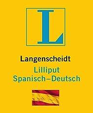Langenscheidt Lilliput Spanisch: Spanisch-Deutsch (Langenscheidt Lilliput-Wörterbücher)