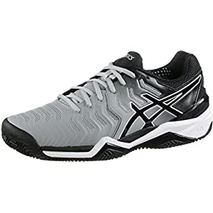 ASICS Herren Gel-Resolution 7 Clay Tennisschuhe, gelb
