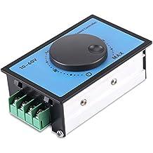 Controlador de Velocidad de Motor Regulador de Velocidad de Motor DC 10-60V 12V 24V