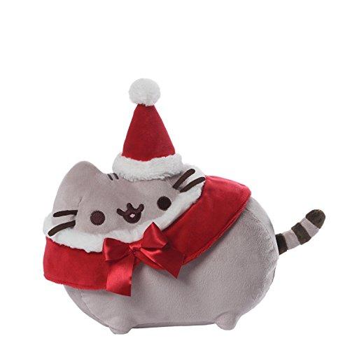 Enesco 4048863 - Gund Pusheen Christmas, Plüschtiere