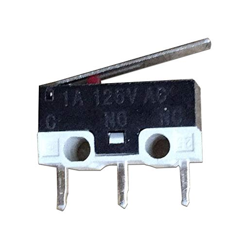 jgaurora Micro Switch for filamento Run Out Detection Switch for A5